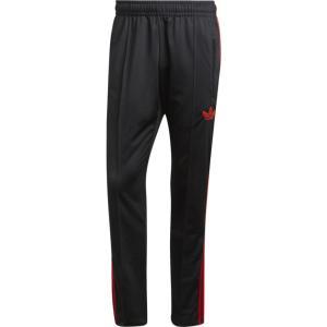 アディダス adidas Originals メンズ スウェット・ジャージ ボトムス・パンツ run dmc superstar track pants Black/Red fermart