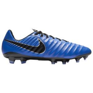 ナイキ Nike メンズ シューズ・靴 サッカー Tiempo Legend 7 Pro FG Racer Blue/Metallic Silver/Black|fermart