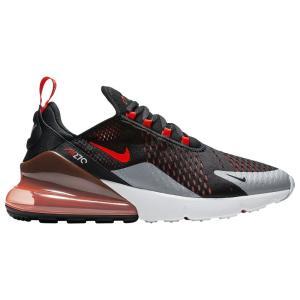 ナイキ Nike メンズ シューズ・靴 ランニング・ウォーキング Air Max 270 Black/Bright Crimson/Hyper Crimson|fermart