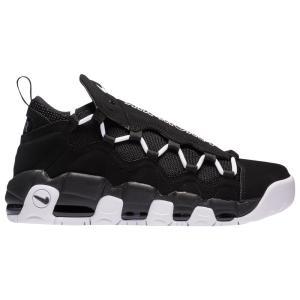 ナイキ メンズ シューズ・靴 バスケットボール Air More Money Black/White fermart
