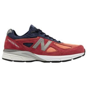 ニューバランス New Balance メンズ シューズ・靴 ランニング・ウォーキング 990 Copper Rose/Pigment|fermart