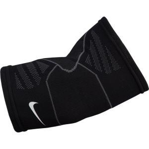 ナイキ ユニセックス サポーター フィットネス・トレーニング Advantage Knit Elbow Sleeve Black/Anthracite/White|fermart