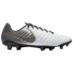 ナイキ Nike メンズ シューズ・靴 サッカー Tiempo Legend 7 Academy FG White/Black|fermart