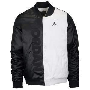 ナイキ ジョーダン Jordan メンズ ブルゾン アウター Retro 11 Jacket White/Black|fermart