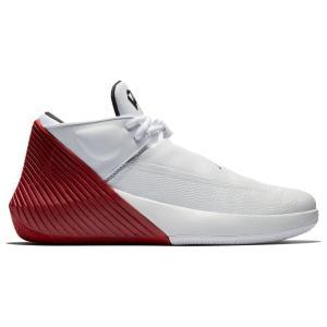 ナイキ ジョーダン Jordan メンズ シューズ・靴 バスケットボール Why Not Zero.1 Low White/Black/Gym Red|fermart