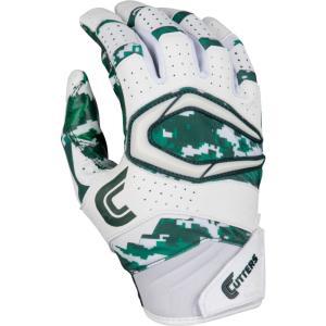 カッターズ メンズ アメリカンフットボール グローブ Cutters Rev Pro 2.0 Camo Receiver Gloves fermart