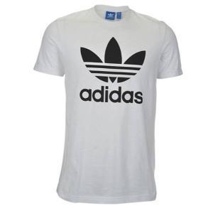 【残り1点!】【サイズ:M】アディダス adidas Originals メンズ トップス Tシャツ Trefoil T-Shirt|fermart