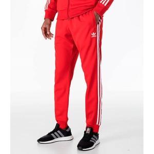 【残り1点!】【サイズ:M】アディダス adidas Originals メンズ ボトムス・パンツ スウェット・ジャージ adicolor Superstar Track Pants Red fermart