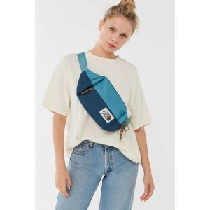 ザ ノースフェイス The North Face レディース ボディバッグ・ウエストポーチ バッグ Lumbar Belt Bag Blue fermart