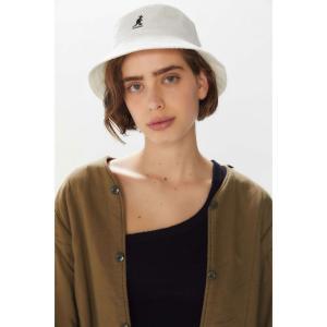 カンゴール Kangol レディース ハット バケットハット 帽子 bermuda bucket hat White|fermart