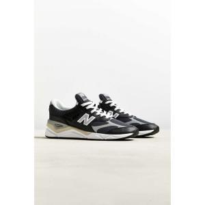 ニューバランス New Balance メンズ スニーカー シューズ・靴 X-90 Reconstructed Sneaker Black Multi|fermart