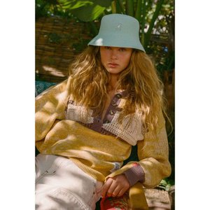 カンゴール Kangol レディース ハット バケットハット 帽子 Bermuda Bucket Hat Blue|fermart