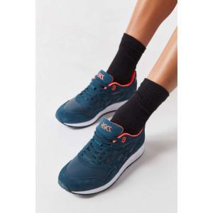 アシックス Asics レディース スニーカー シューズ・靴 Gel-Saga Sneaker Dark Blue fermart