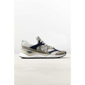 ニューバランス New Balance メンズ スニーカー シューズ・靴 X-90 Reconstructed Sneaker Grey Multi|fermart