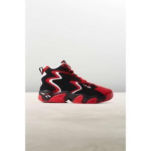 リーボック Reebok メンズ スニーカー シューズ・靴 Mobius Two-Tone Sneaker Red|fermart