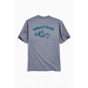 パタゴニア Patagonia メンズ Tシャツ トップス playlands responsibili-tee tee Grey|fermart