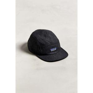 パタゴニア Patagonia メンズ キャップ 帽子 Recycled Wool Baseball Hat Dark Grey fermart