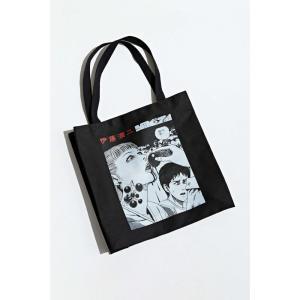 アーバンアウトフィッターズ Urban Outfitters メンズ トートバッグ バッグ junji ito cherry tote bag Black fermart