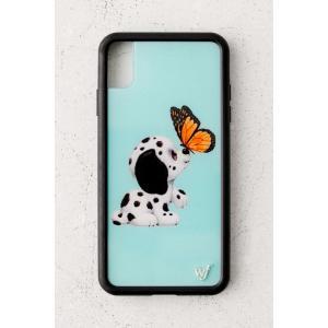 ワイルドフラワー Wildflower ユニセックス iPhone (XR)ケース dalmatian iphone case|fermart