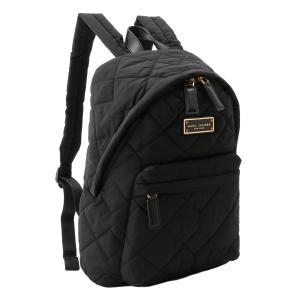 【即納】マーク ジェイコブス Marc Jacobs ユニセックス バックパック・リュック バッグ Quilted Nylon Backpack M0011321 BLACK A4対応 キルト キルティング|fermart