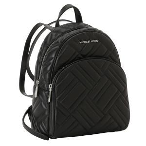 【即納】マイケル コース Michael Kors レディース バックパック・リュック バッグ LEATHER BAG 35s9sayb2t BLACK ロゴ キルティング|fermart