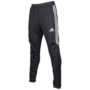 【即納】アディダス メンズ スウェット・ジャージ ボトムス・パンツ adidas Tiro 17 Training Pants Black/White|fermart