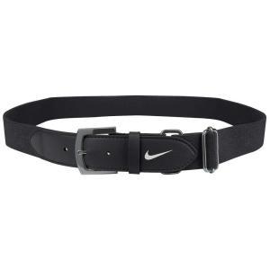 【即納】ナイキ Nike メンズ 野球 Baseball Belt 2.0 Black/White Black/White|fermart