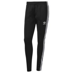 【即納】アディダス adidas Originals レディース スウェット・ジャージ ボトムス・パンツ Supergirl Track Pants Black|fermart