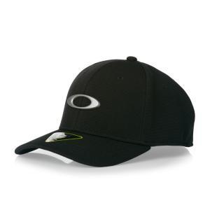 【即納】オークリー Oakley メンズ キャップ 帽子 Tincan Cap Jet Black|fermart