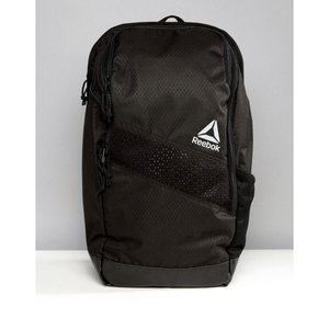 【即納】リーボック Reebok メンズ バックパック・リュック バッグ Training 24L Backpack In Black BQ4775 Black Black|fermart