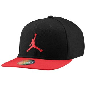 【即納】ナイキ ジョーダン Jordan メンズ キャップ 帽子 True Ele Bill Snapback Cap Black/Gym Red/Gym Red|fermart