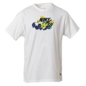【即納】ナイキ Nike メンズ Tシャツ トップス M Nk Sb Tee Paradise Logo 100 WHITE 半袖|fermart