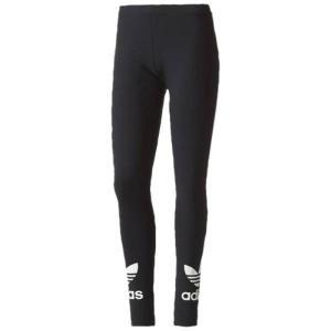 【即納】アディダス adidas Originals レディース スパッツ・レギンス インナー・下着 Trefoil Leggings Black/White fermart