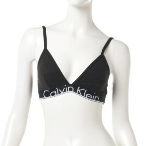【即納】カルバンクライン Calvin Klein Underwear レディース ブラジャーのみ インナー・下着 ID Triangle Bra Black|fermart