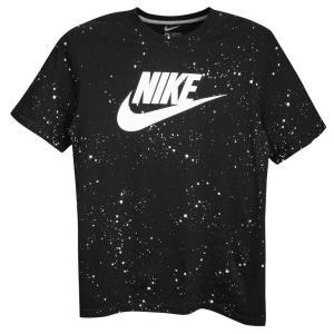 【即納】ナイキ Nike メンズ Tシャツ トップス Graphic T-Shirt Black/White|fermart
