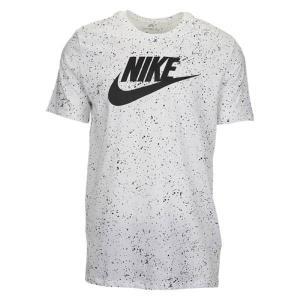 【即納】ナイキ NIKE メンズ Tシャツ トップス Nike GX AOP T-Shirt White/Black|fermart
