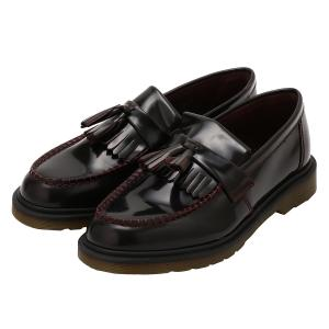 【即納】ドクターマーチン Dr. Martens メンズ 革靴・ビジネスシューズ シューズ・靴 ADRIAN PW ARCADIA SHOES Cherry Red|fermart