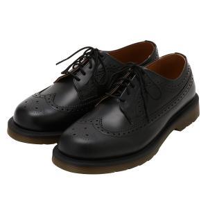 【即納】ドクターマーチン Dr. Martens メンズ 革靴・ビジネスシューズ シューズ・靴 3989 PW SMOOTH SHOES Black|fermart