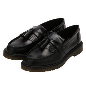 【即納】ドクターマーチン Dr. Martens メンズ 革靴・ビジネスシューズ シューズ・靴 ADRIAN PW POLISHED SHOES Black|fermart
