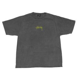 【即納】ステューシー Stussy レディース Tシャツ トップス TEE BLACK|fermart