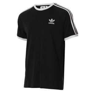 【即納】アディダス adidas Originals メンズ Tシャツ トップス California T-Shirt Black/White|fermart
