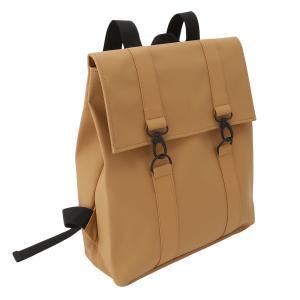 【即納】レインズ RAINS ユニセックス バックパック・リュック バッグ Msn Bag Khaki 防水 デイパック A4|fermart