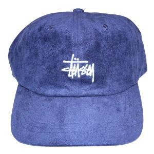 【即納】ステューシー Stussy レディース キャップ 帽子 CAP NAVY|fermart