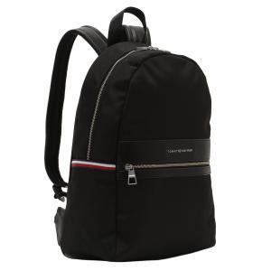 【即納】トミー ヒルフィガー Tommy Hilfiger メンズ バックパック・リュック バッグ Essentials Backpack Black|fermart