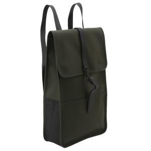 【即納】レインズ RAINS ユニセックス バックパック・リュック バッグ Backpack 1220 Green デイパック 防水|fermart