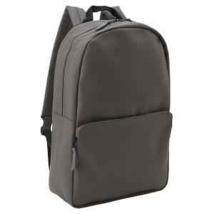 【即納】レインズ RAINS ユニセックス バックパック・リュック バッグ Field Bag 1284 Charcoal デイパック 防水|fermart