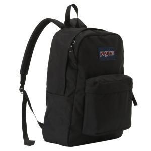 【即納】ジャンスポーツ JANSPORT ユニセックス バックパック・リュック バッグ SUPERBREAK BAG BLACK|fermart