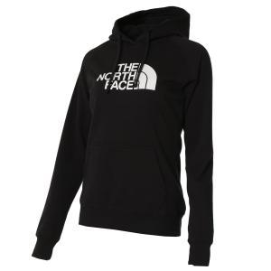 【即納】ザ ノースフェイス The North face レディース パーカー トップス hoodie BLACK/WHITE|fermart