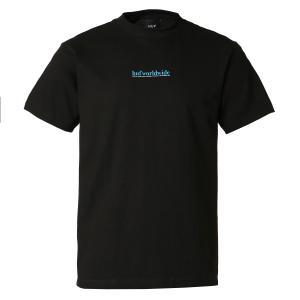 【即納】ハフ HUF メンズ Tシャツ トップス Aint No Sunshine S/S Tee BLACK クルーネック グラフィック|fermart