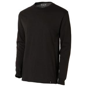 【即納】ハフ HUF メンズ 長袖Tシャツ トップス FRAZETTA DEATH DEALER L/S TEE BLACK ロンT ロングT ロングスリーブ|fermart